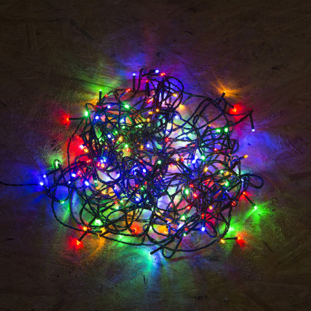 Multicolor fényfűzér (100...