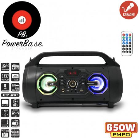 PowerBase Stronger 650W...