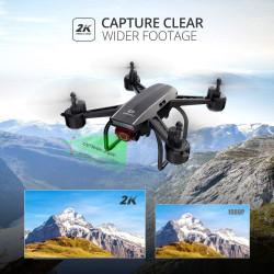 DEERC D50 drón 2K UHD...