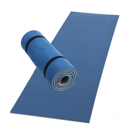 Fitness matrac kék (210 cm)