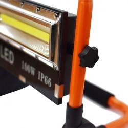 Flinke 100W Hordozható LED...