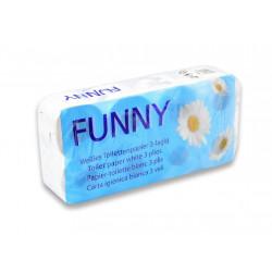 Funny 3 rétegű wc papír