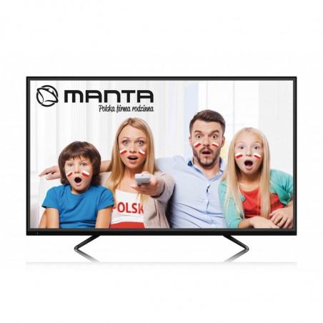 "Manta 55"" UHD LED TV"
