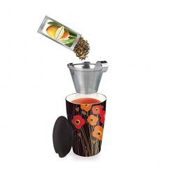 Tea Forte Poppy Fields készlet