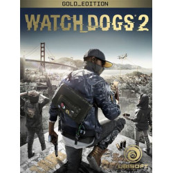 Xbox One Watch Dogs 2 Gold...