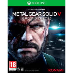 Gear Solid V: Ground Zeroes